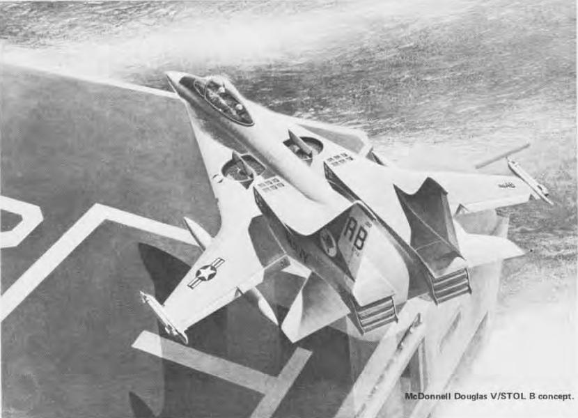 McDonnell Douglas VSTOL B