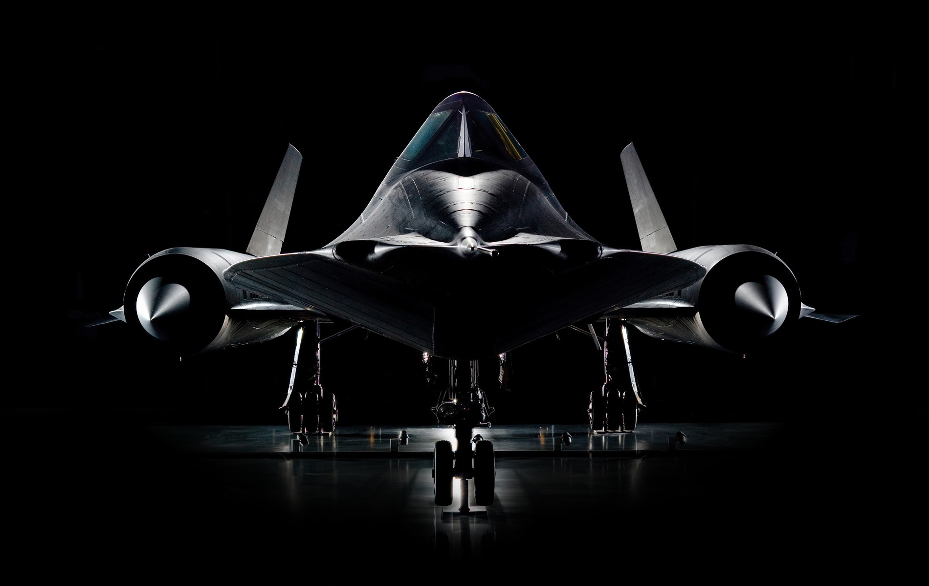 Hush kit top ten 10 most evil looking aircraft hush kit - Sr 71 wallpaper ...
