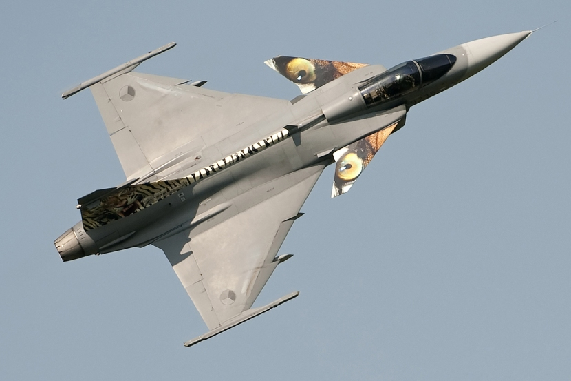 The Twelve Days of Gripen: Day 7