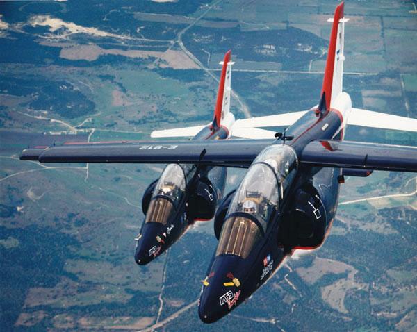 IA 63 Pampa jet trainer