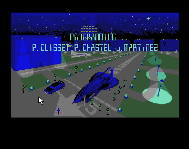 The 'F-19' was featured in the 1990 computer game 'Operation Stealth '.