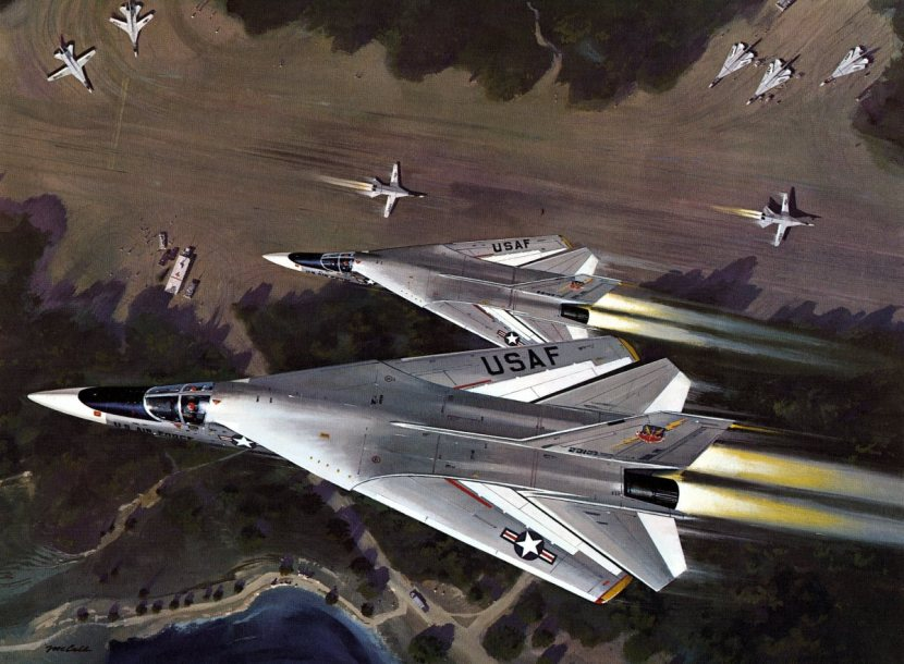 The do-everything F-111..a lesson from history?