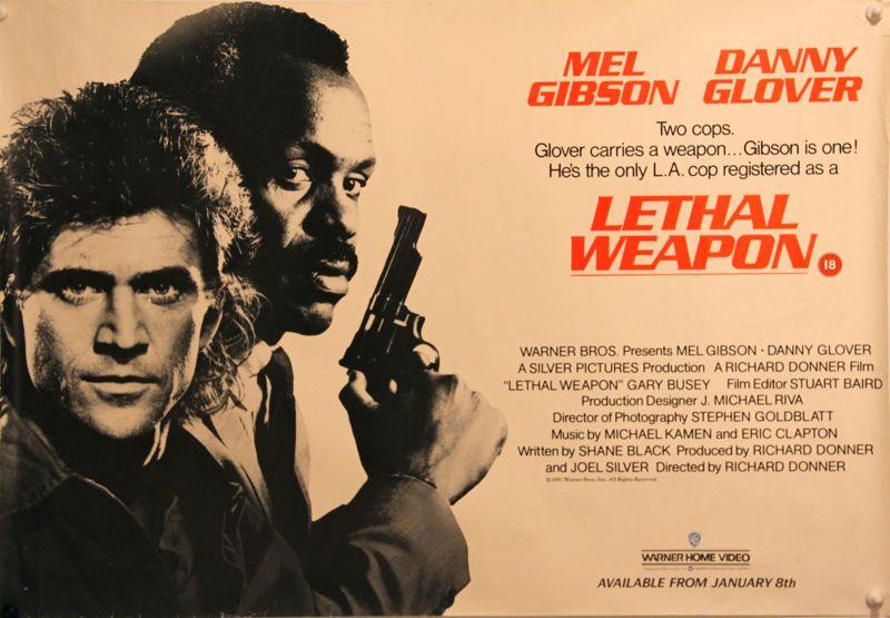 Lethal Weapon Quad   Hush-Kit