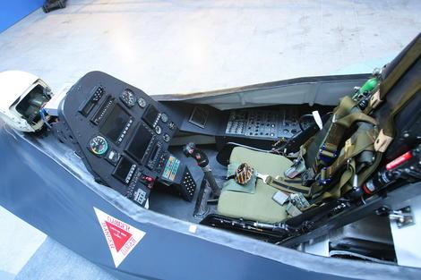 Q-313-cockpit