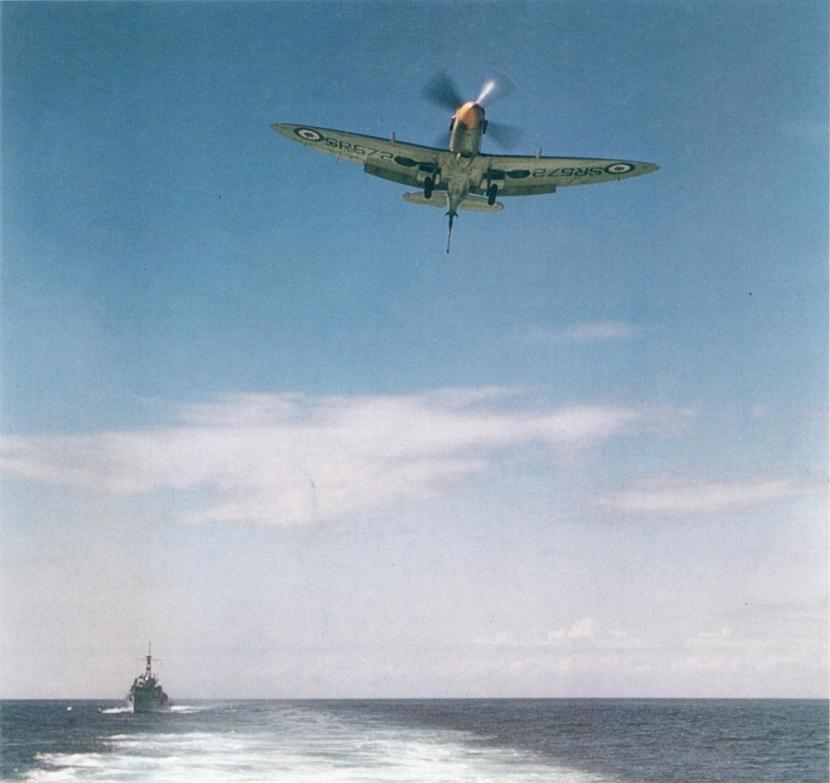 Seafire F Mk XV
