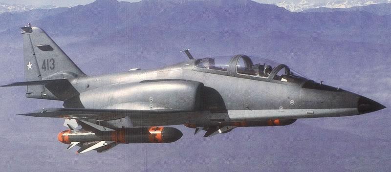 CASA/ENAER A-36 Halcón