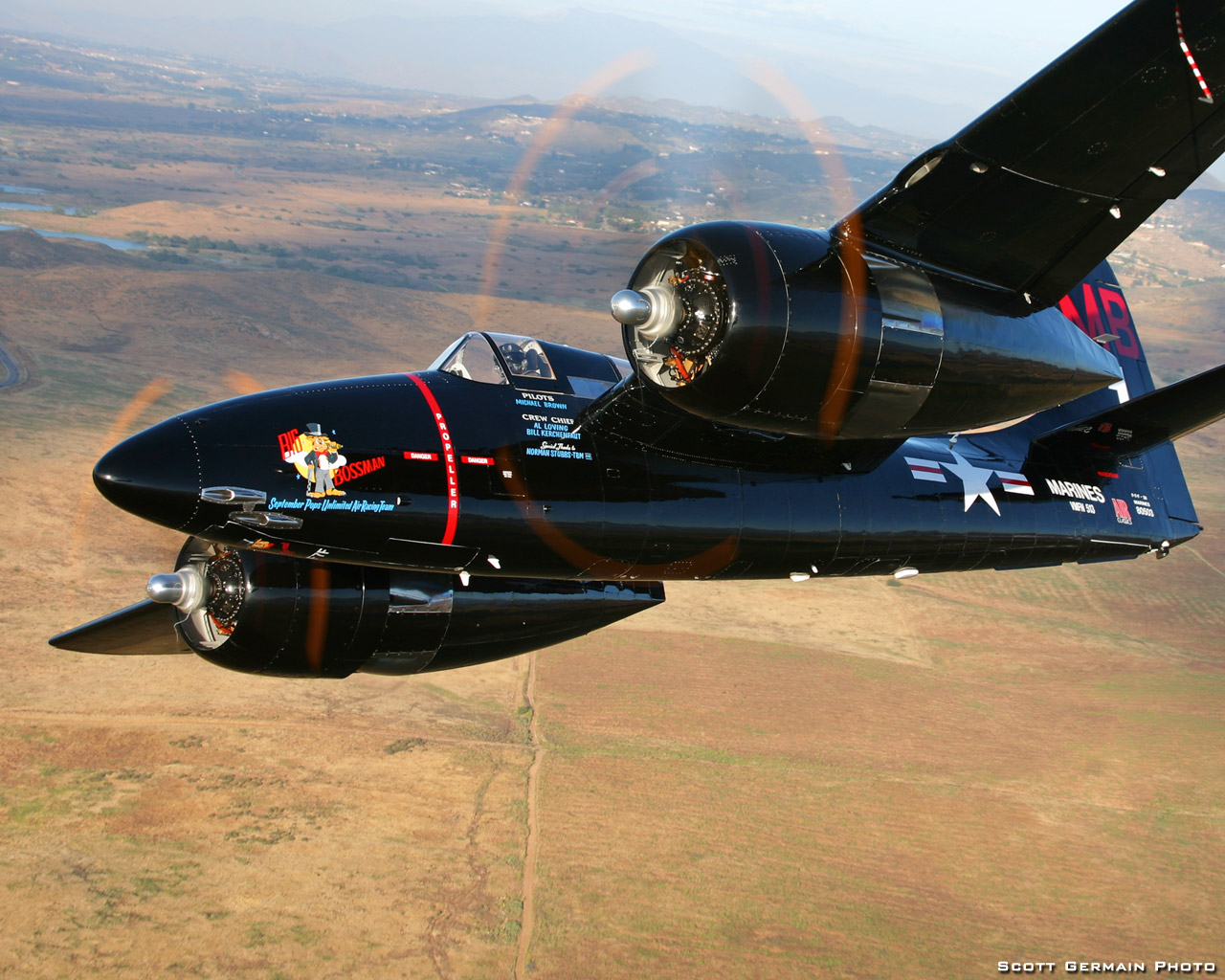 The Top Ten Most Formidable Piston Engined Fighters Hush Kit