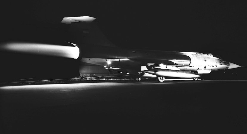Chronik F 104 N…ebwerkslauf