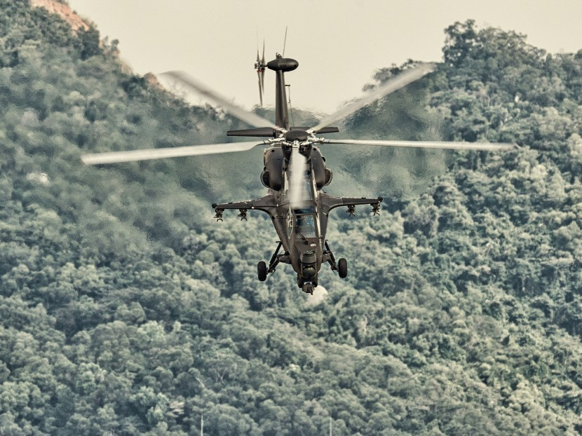 Caic-Wz-10-Attack-Helicopter-China-4