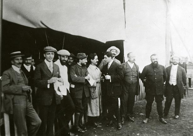 1° Circuito aereo internazionale di Brescia-1909-
