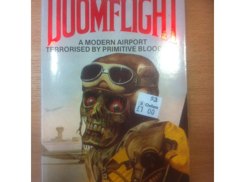Doomflight: a modern airport terrorised by primitive blood