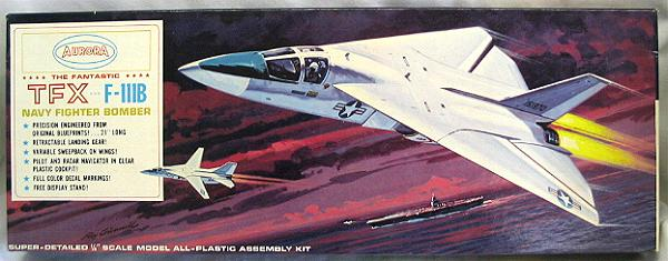 Aur 48 F-111B