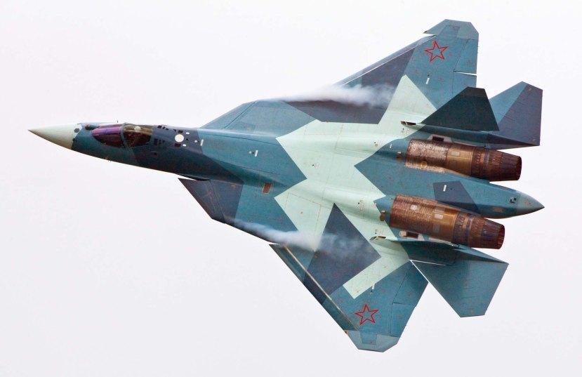 Sukhoi-T-50-protótipo-foto-Sukhoi