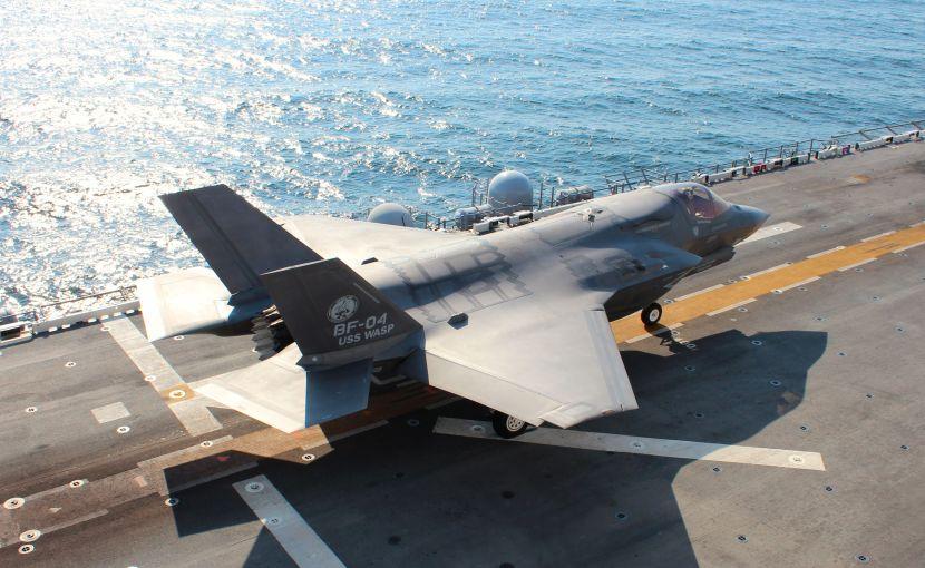 F-35B-Wasp