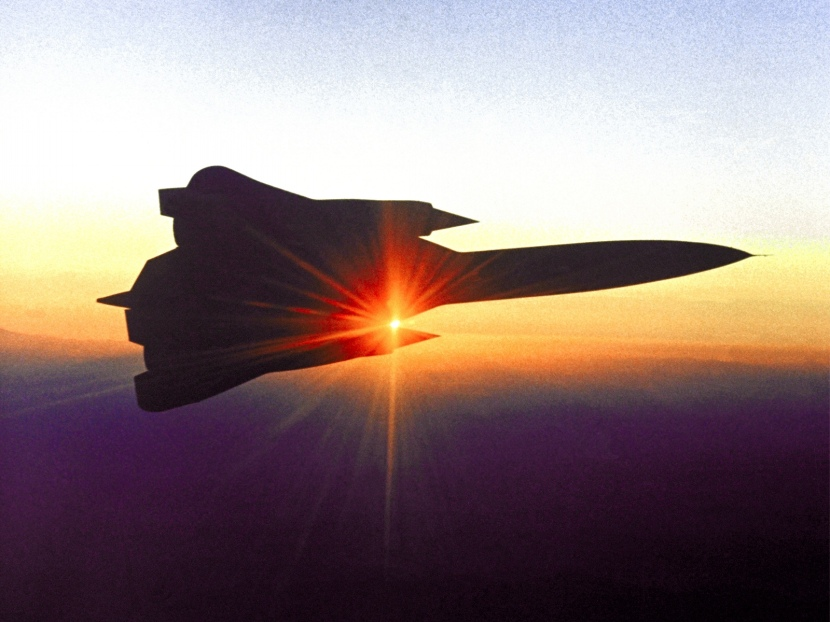 Aircraft-SR-71-Blackbird-Wallpaper