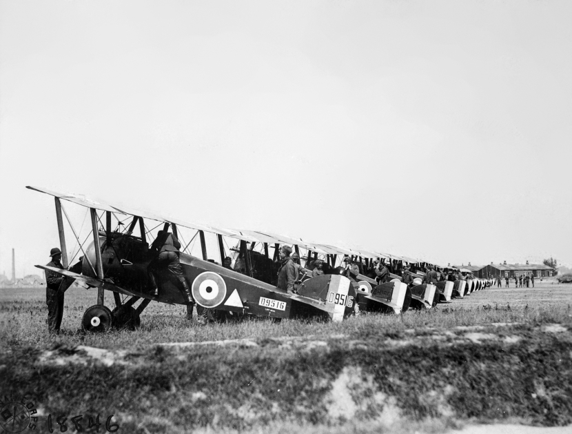 148th_Aero_Squadron_-_Sopwith_Camels