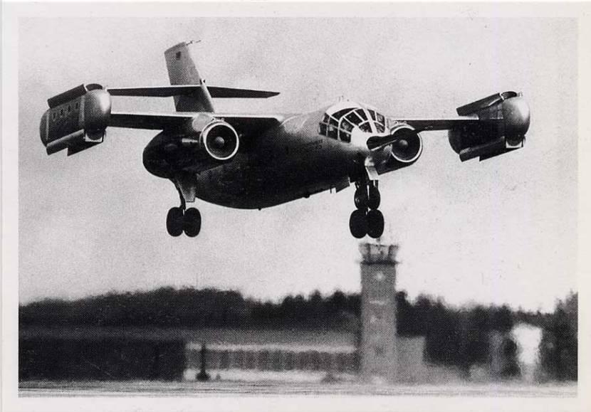plane-dornier-do-31-allemagne