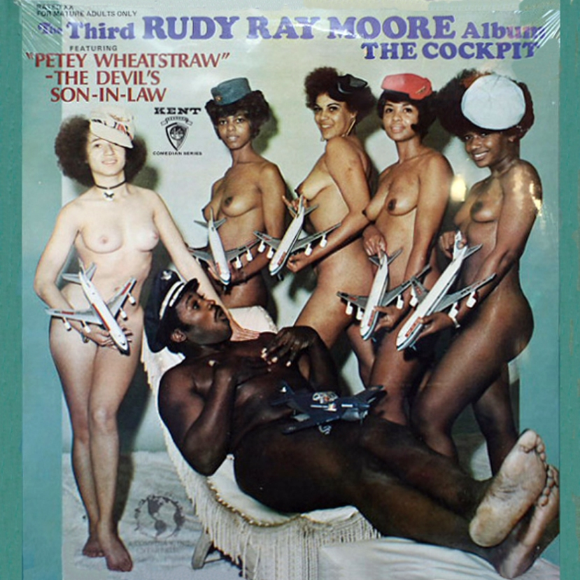 Rudy Ray Moore - Cockpit