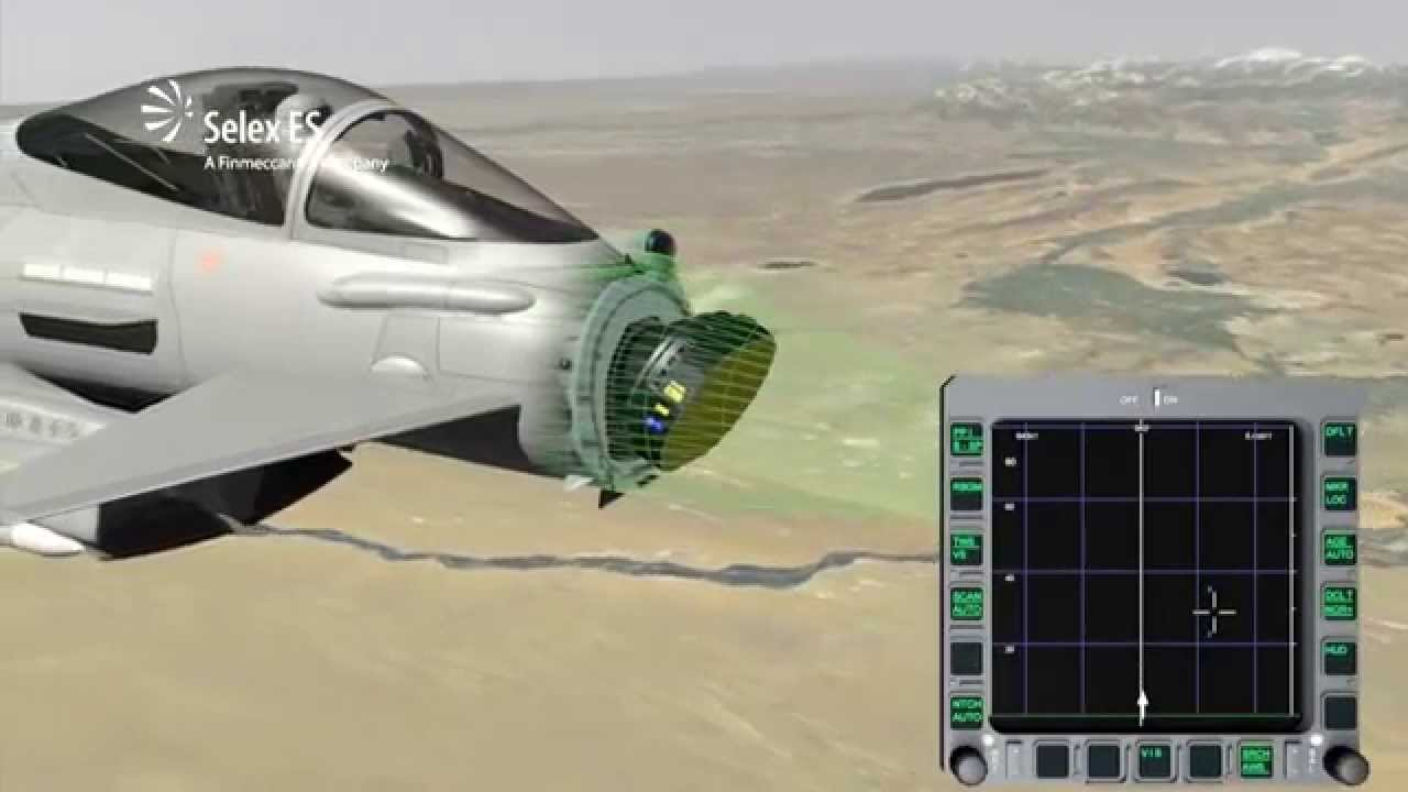 Resultado de imagen para Euroradar CAPTOR