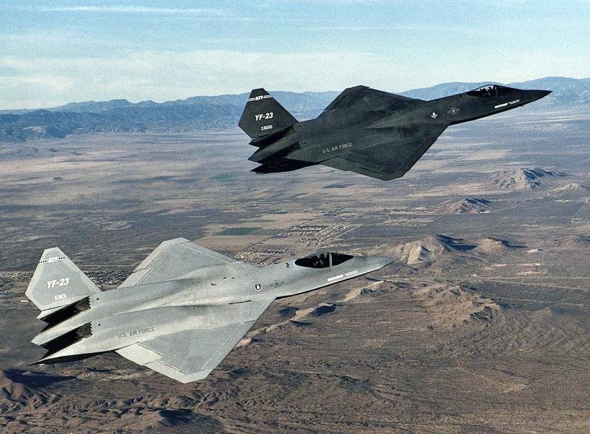 Northrop_YF-23_DFRC