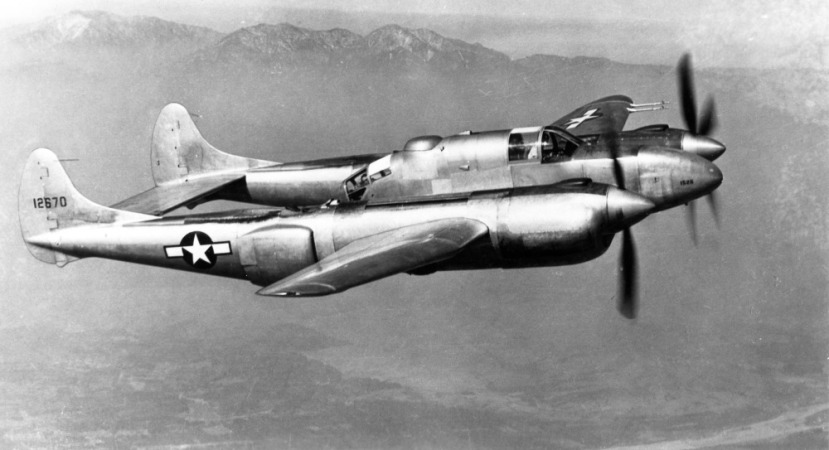 Chain_Lightning_Lockheed_XP-58_(15953033838)