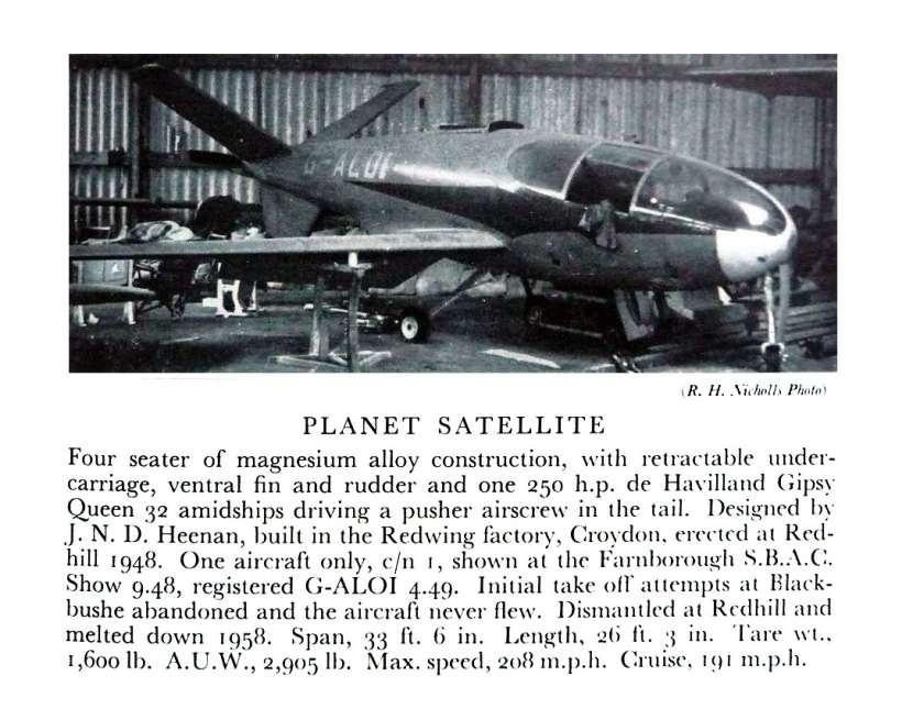 Planet-Satellite