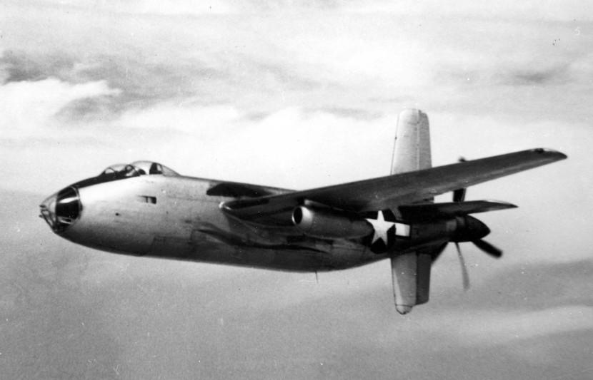 Douglas XB-42A