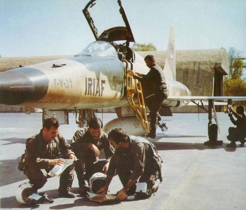 Air Combat Memoirs Of The Iranian Air Force Pilots: Iranian Air