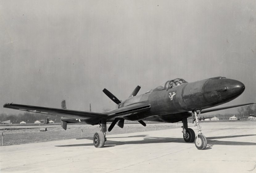 Vultee-XP-54-4