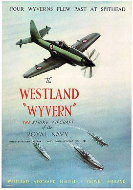 Aircraft Manufacturers-Westland-1953-2509