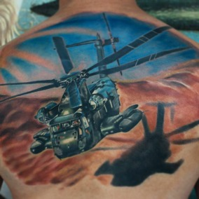 helicopter-back-tattoo
