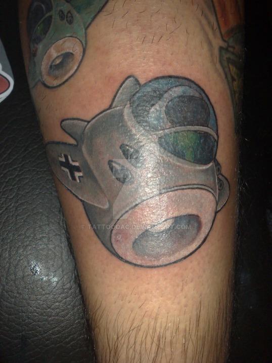 nazi_plane_tattoo_by_tattooqac-d2lirjt