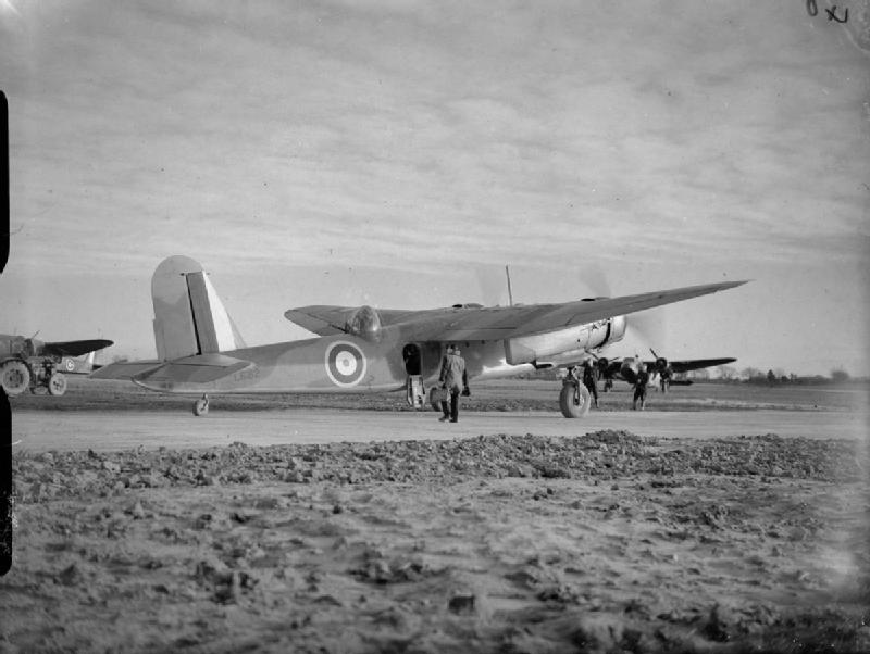 Blackburn_Botha_at_RAF_Silloth_WWII_IWM_CH_1907