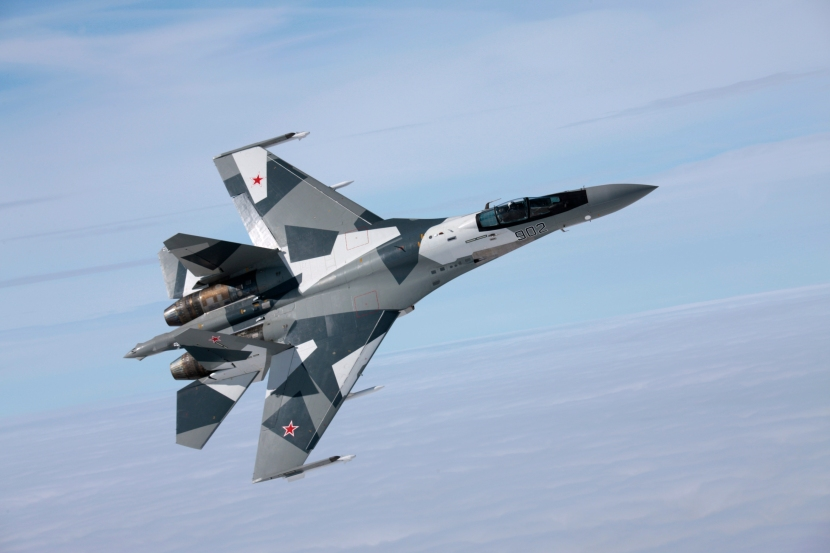 Sukhoi Su-35 versus Eurofighter Typhoon: Analysis from RUSI's Justin