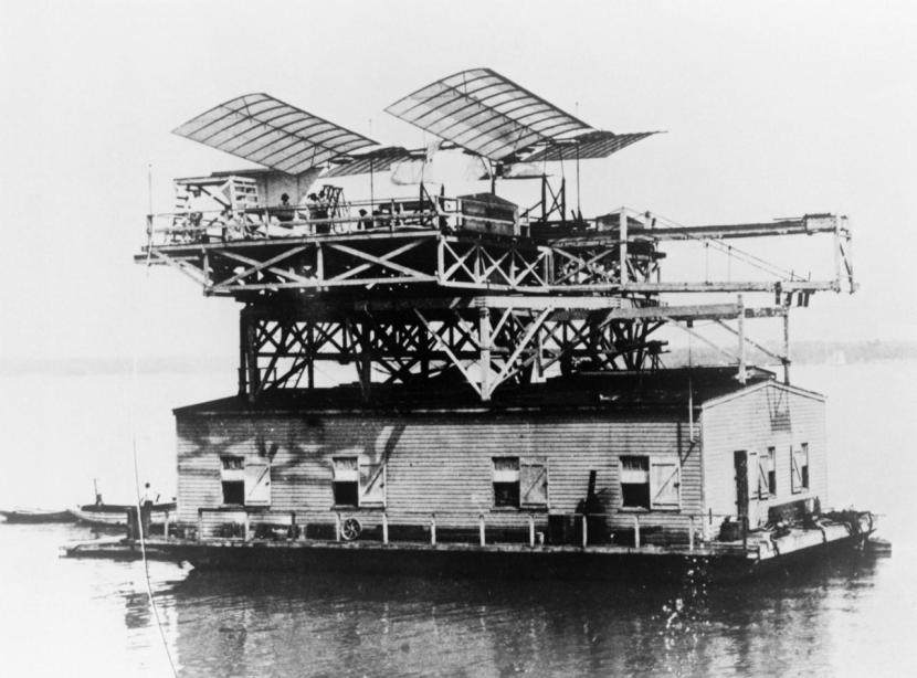 1903-Langley-Aerodrome-ready-for-launch-8-October.JPG