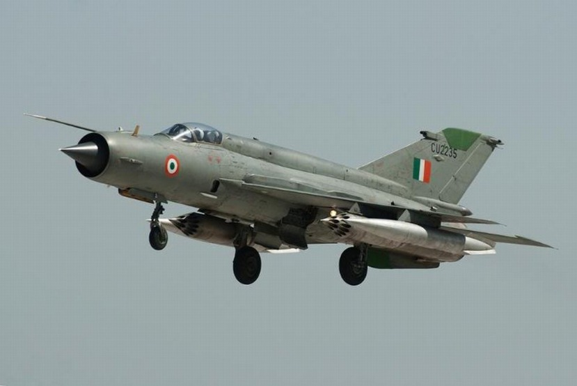 MiG 21 Indian Air Force [IAF]