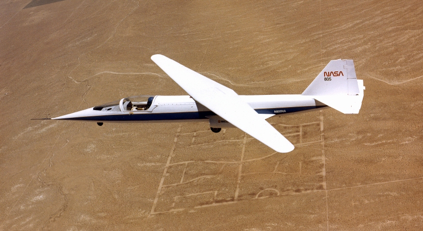 NASA_AD-1_in_flight.jpg