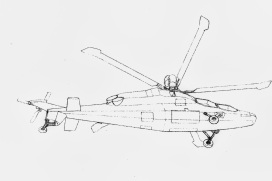 Westland Project WG45 manoeuvre small (1)