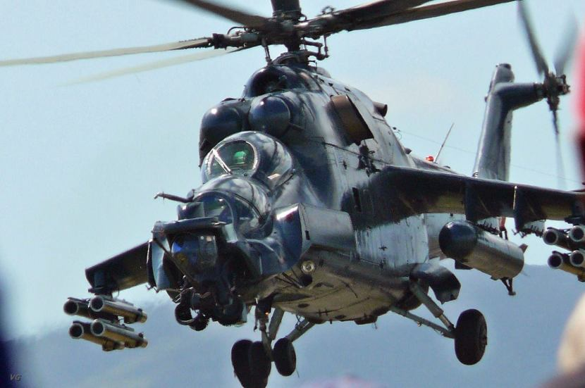Top 10 Attack Helicopters | Hush-Kit