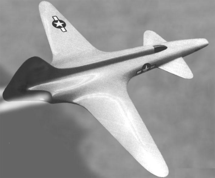 Lockheed_L-133_Starjet