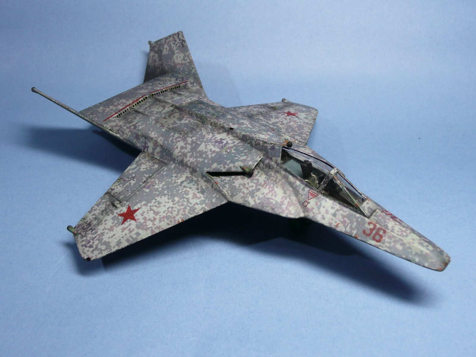 MiG-37B assessment: The Stealthy Soviet that never was | Hush-Kit