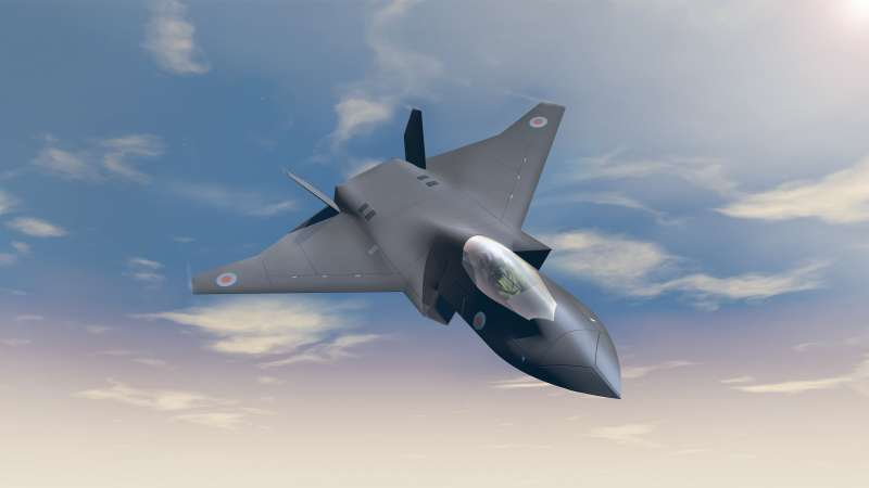 Tempest Picture BAE Systems