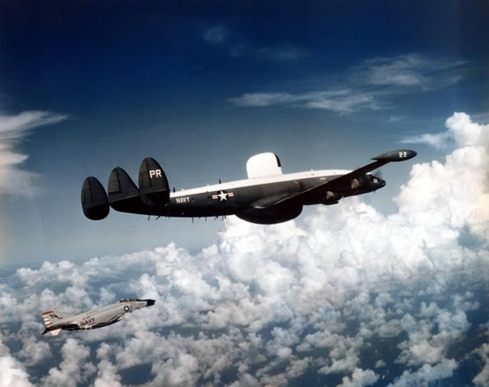 Lockheed_EC-121M_with_F-4B
