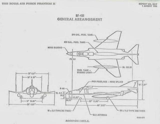 McDonnell Report B617 RF-4M