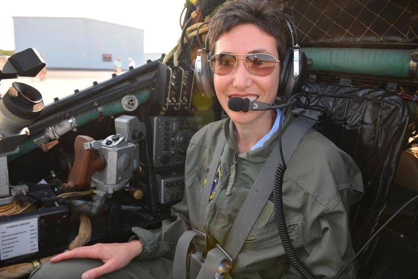 Me in Mi-24_Skip Robinson Photo