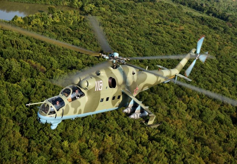 Mi-24_Skip Robinson Photo