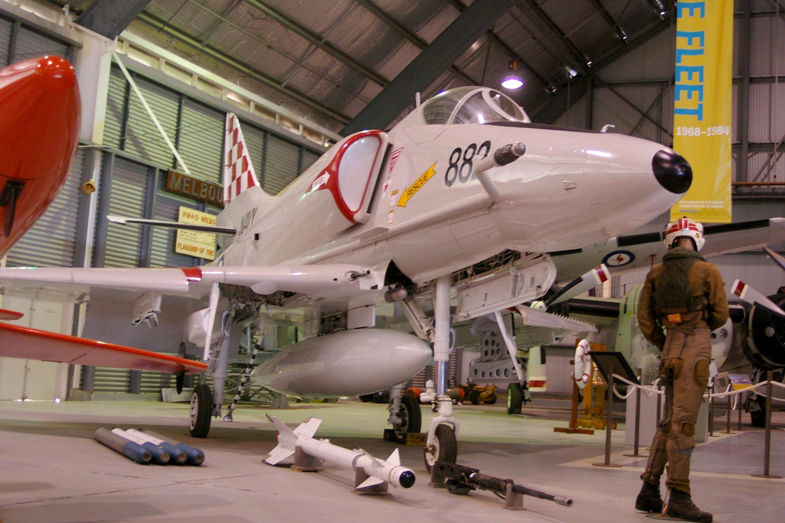 Douglas A4 Skyhawk 3