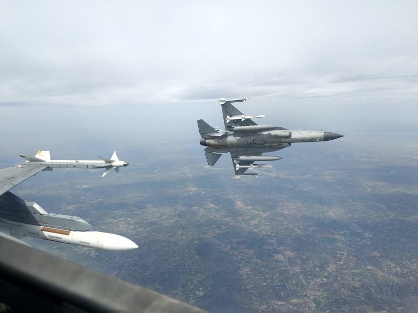 Flying & Fighting in the JF-17 Thunder: Interview with