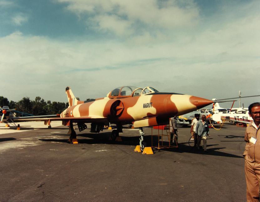 HAL_(Hindustan_Aeronautics),_HF-24,_Marut_(7585415088).jpg