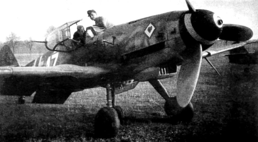 Bf 109K-4 1